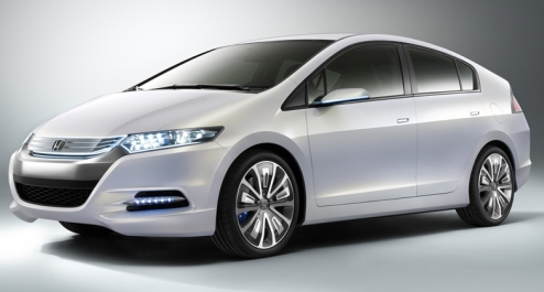 New Honda Hybrid Cars